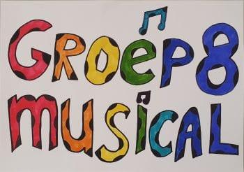 Livestream Groep 8 musical