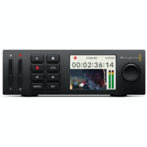 Black Magic Design HyperDeck Studio Mini, broadcast recorder