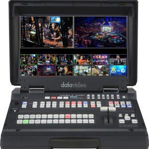 Datavideo HS-3200 HD 12-Channel HD Portable Video Streaming Studio