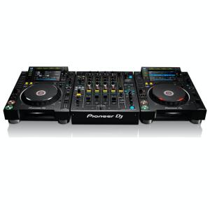 DJ set Pioneer NEXUS 2 (2XCDJ2000NX2+DJM900NX2)