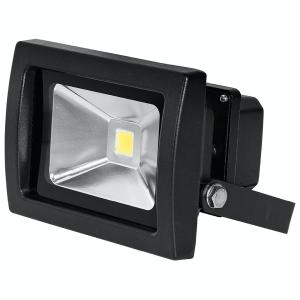Floodlight, 10W LED Symetric incl Superklem