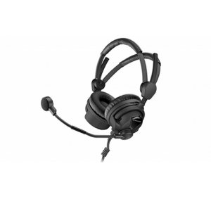 GreenGo intercom set, 4 posten bedraad, 2 draadloos, audio interface, antenne,  lader en 6x Sennheiser HMD 26-II-600 headset