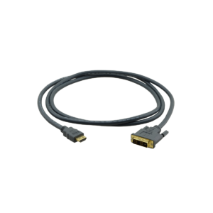 HDMI (M) naar DVI-D Single Link (M), 1,8 meter
