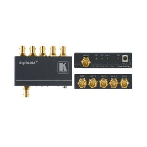 Kramer VM-5HDxL, 1 in, 5 uit 3G HD-SDI splitter