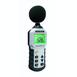 LaserLiner SoundTest Master, Decibel Meter