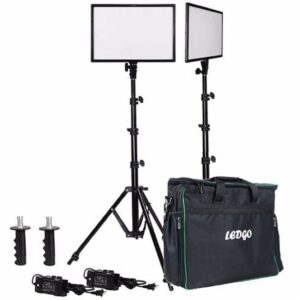 Ledgo livestream lichtset