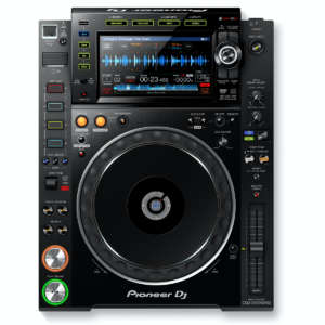 Pioneer CDJ 2000 Nexus 2, DJ CD/USB player