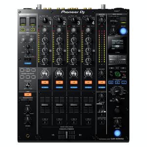 Pioneer DJM 900 Nexus 2, 4 kanaals DJ mixer